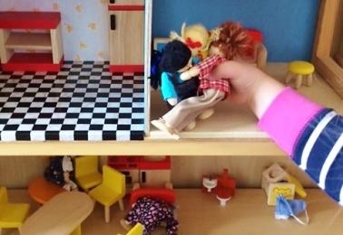 Child-Parent Psychotherapy för barn 0 – 6 år som upplevt våld i hemmet