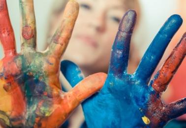 Gruppverksamhet för barn, ungdomar och våldsutsatta föräldrar